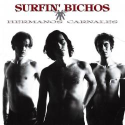 SURFIN' BICHOS - Hermanos Carnales  LP+CD