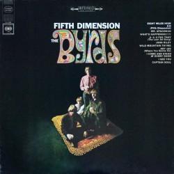 BYRDS - Fifth Dimension LP