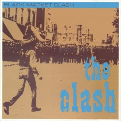 THE CLASH - Black Market Clash LP