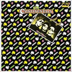 """THE CONTINENTALS - Fizz! Pop! Modern Rock LP 10"""""""