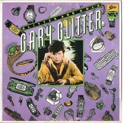 GARY GLITTER - Glitter And Gold LP 10""