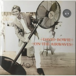 DAVID BOWIE - On The Airwaves  LP