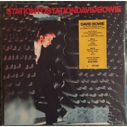 DAVID BOWIE - Live At The Los Angeles Forum 1976  LP