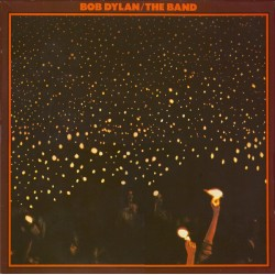 BOB DYLAN & THE BAND - Before The Flood LP