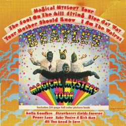 BEATLES – Magical Mystey Tour LP