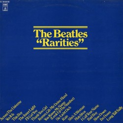 BEATLES – Rarities LP
