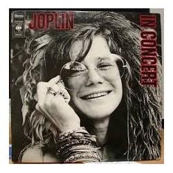 JANIS JOPLIN - In Concert LP