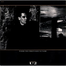 U2 – Where The Streets Have No Name 12""