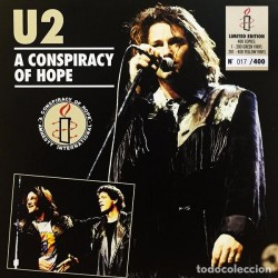 U2 & LOU REED – A Conspiracy Of Hope LP