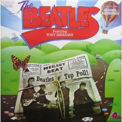 BEATLES – Featuring Tony Sheridan LP