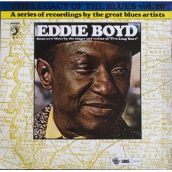 EDDIE BOYD - The Legacy Of The Blues Vol. 10 LP