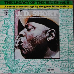 CHAMPION JACK DUPREE - The Legacy Of The Blues Vol. 8 LP