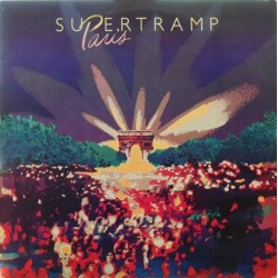 SUPERTRAMP - Paris LP