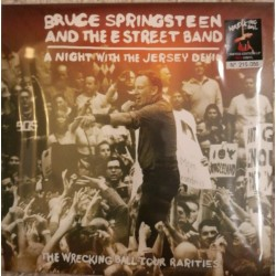 BRUCE SPRINGSTEEN & THE E ST. BAND - A Night With The Jersey Devil - The Wrecking Ball Tour Rarities LP