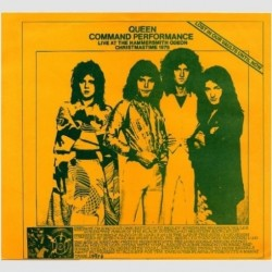 QUEEN - Command Performance LP