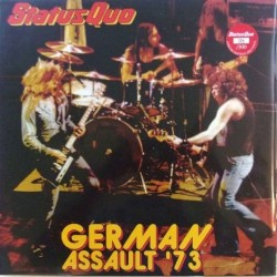 STATUS QUO - German Assault '73 LP