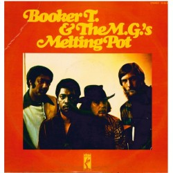 BOOKER T. & THE MG'S ‎– Melting Pot LP