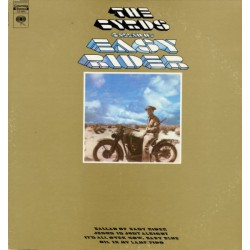 BYRDS - Ballad Of Easy Rider LP