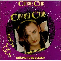 CULTURE CLUB - Kissing To Be Clever LP