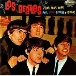 BEATLES – Yeah Yeah Yeah, Paul, John, George Y Ringo LP
