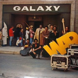 WAR - Galaxy LP