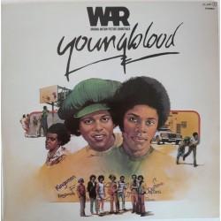 WAR - Youngblood (Original Motion Picture Soundtrack) LP