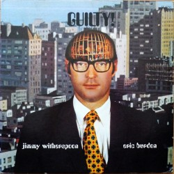 ERIC BURDON & JIMMY WITHERSPOON - Guilty! LP