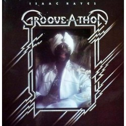 ISAAC HAYES - Groove-A-Thon LP