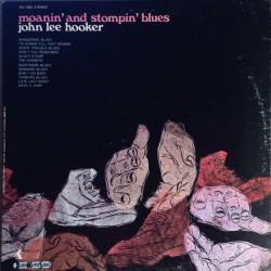 JOHN LEE HOOKER - Moanin' And Stompin' Blues LP