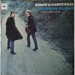 SIMON & GARFUNKEL - The Sounds Of Silence LP