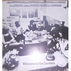 TRAFFIC - Welcome To The Canteen LP