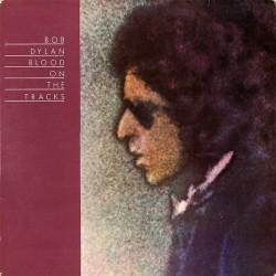 BOB DYLAN - Blood On The Tracks LP