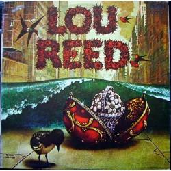 LOU REED - Lou Reed LP
