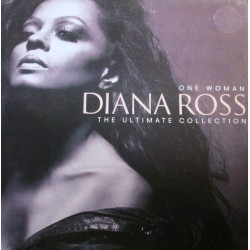 DIANA ROSS & SUPREMES - One Woman - The Ultimate Collection LP
