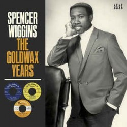 SPENCER WIGGINS - The Goldwax Years LP
