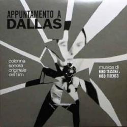 NINO TASSONE & NICO FIDENCO - Appuntamento A Dallas OST LP