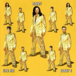 LEMMY, SLIM JIM & DANNY B - Lemmy, Slim Jim & Danny B LP