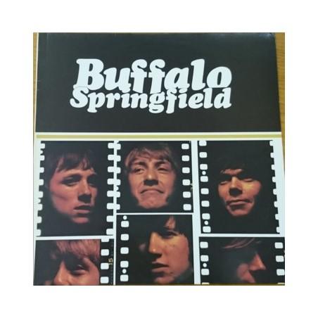 BUFFALO SPRINGFIELD - Buffalo Springfield (1º) LP
