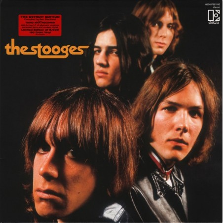 THE STOOGES  - The Stooges LP
