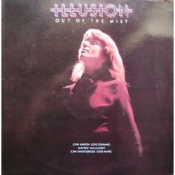 ILLUSION - Out Of The Mist LP