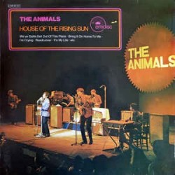THE ANIMALS - House Of The Rising Sun LP
