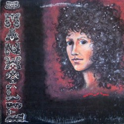 GRACE SLICK - Manhole LP