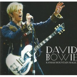 DAVID BOWIE - Kansas Mountain Magic CD