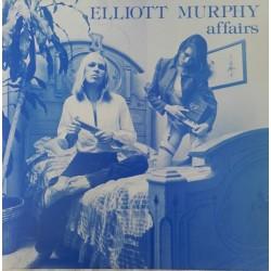 ELLIOTT MURPHY - Affairs LP