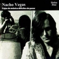 NACHO VEGAS - Cajas De Música Difíciles De Parar LP