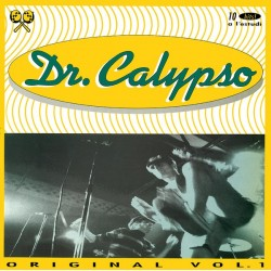 DR. CALYPSO - Original Vol. 1 LP