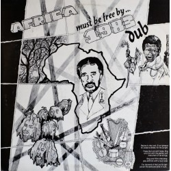 AUGUSTUS PABLO - Africa Must Be Free By 1983 LP