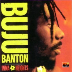 BUJU BANTON - Inna Heights LP