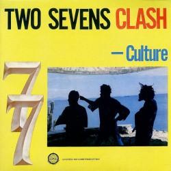 CULTURE - Two Sevens Clash LP
