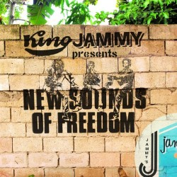VARIOS - King Jammy Presents New Sounds Of Freedom LP